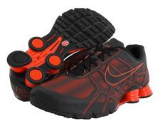 Nike Shox Turbo running shoes