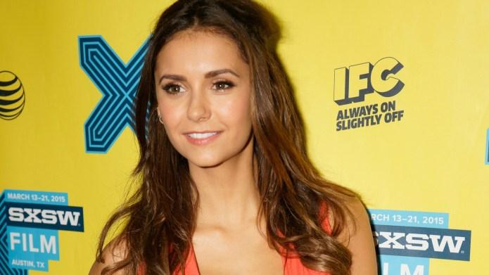 Nina Dobrev reveals info on 'epic'
