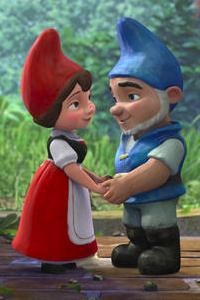 Gnomeo and Juliet surprises at the