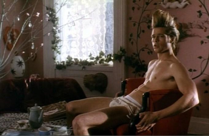 Brad Pitt in Johnny Suede