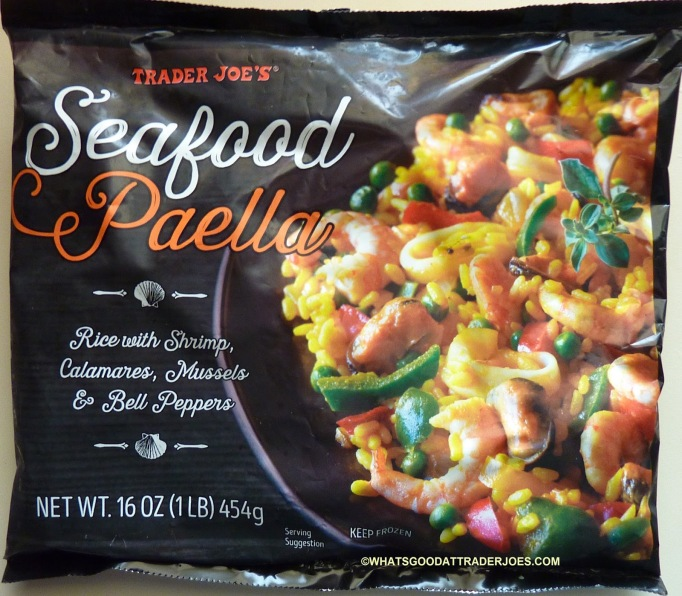 Trader Joe's Wine Pairings: Paella pairs with many different wines