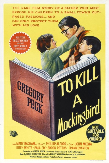 TV Shows & Movies Coming and Leaving Netflix in August: To Kill a Mockingbirg