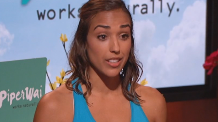 Shark Tank gets morbid with inappropriate
