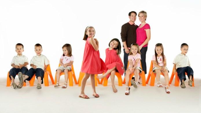 18 'Kate Plus 8' adorable family