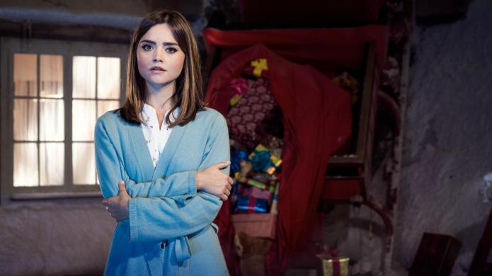 Jenna Coleman to stay on Doctor