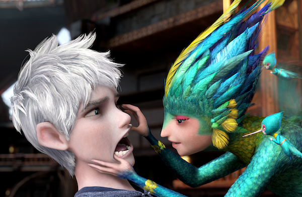 Rise of the Guardians movie review:
