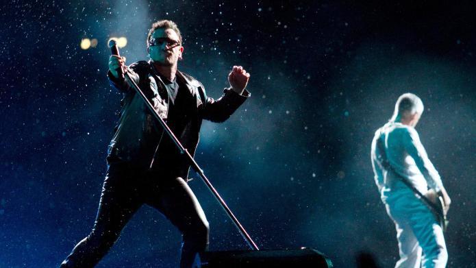 The new U2 album Songs of