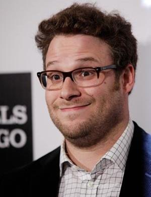This is the End's Seth Rogen's