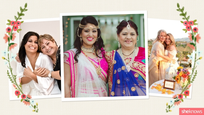 30 Women honor their moms by