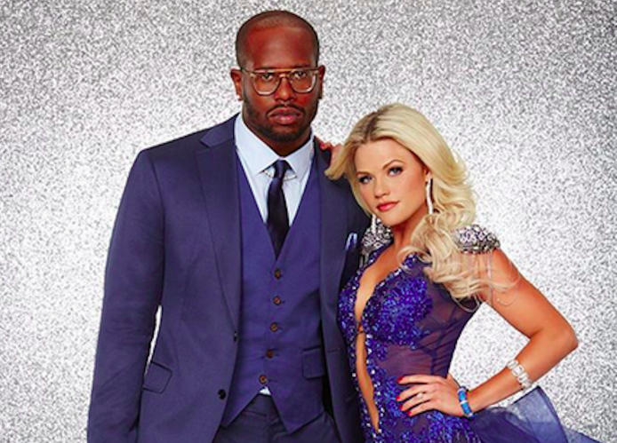 DWTS star fined for passing gas