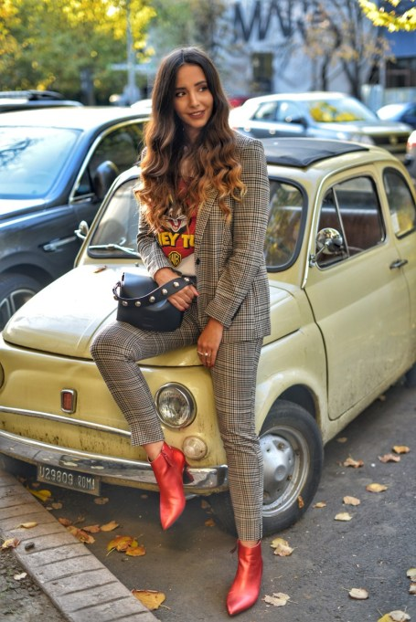 Modern Ways to Wear Blazers: Let's Talk About Fashion | Fall Fashion 2017