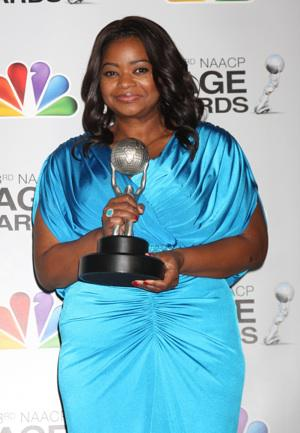The Help cleans house at NAACP