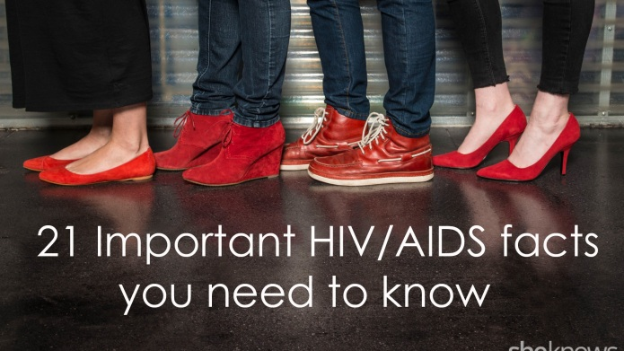 21 Staggering HIV/AIDS facts that prove