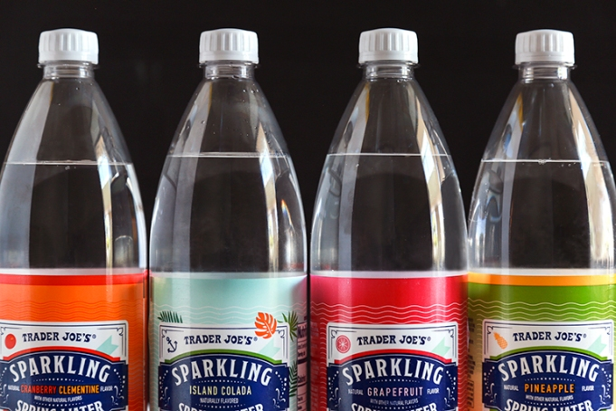 Trader Joe's Sparkling Water