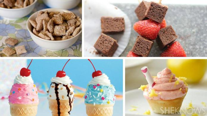 Easy and fun treats to share
