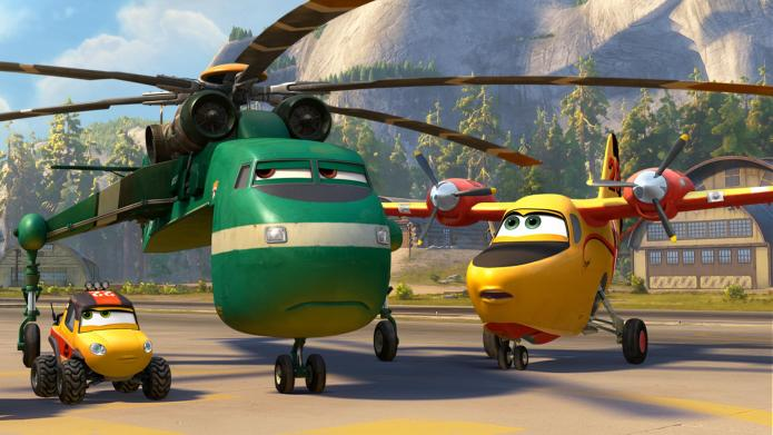 EXCLUSIVE VIDEO: More proof that Planes: