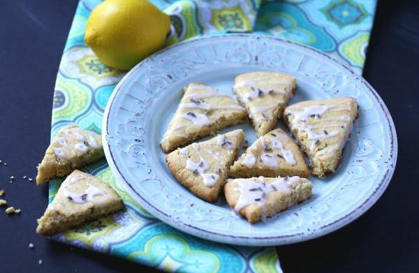Gluten-free Goodie of the Week: Lemon-lavender