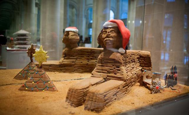 Where to see the best gingerbread