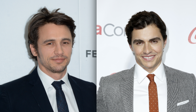 James and Dave Franco