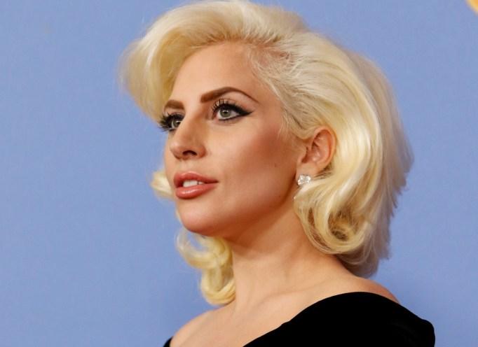Lady Gaga Grammys 2016