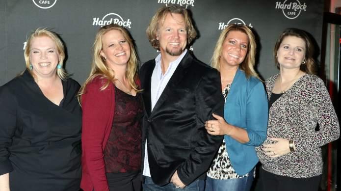 Sister Wives' Robyn Brown divorce rumors