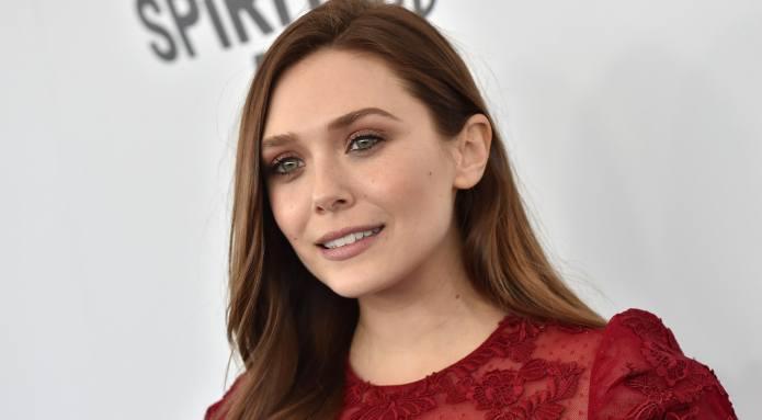Elizabeth Olsen Doesn't Even Recognize Herself