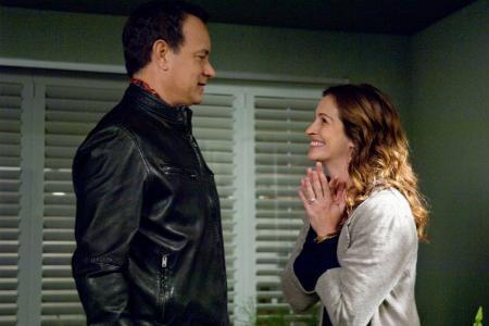 Tom Hanks and Julia Roberts' Larry