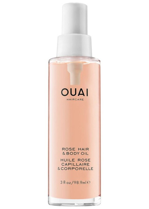 Body Oils To Layer Over Your Lotion: Ouai Rose Hair & Body Oil | Fall Skin Care