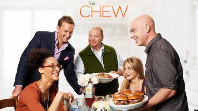 Promo still for 'The Chew'