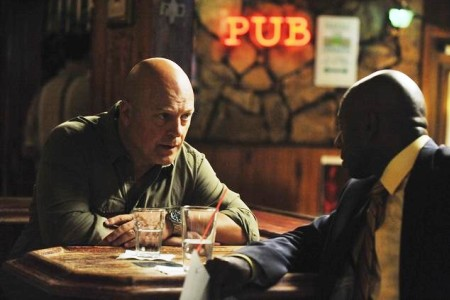 Michael Chiklis in No Ordinary Family