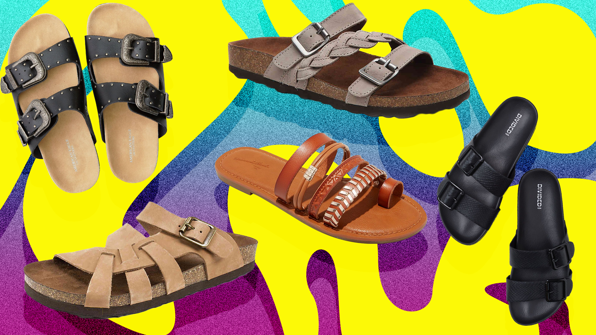 762acd1cd 16 Birkenstock Look-Alikes You Can Actually Afford – SheKnows