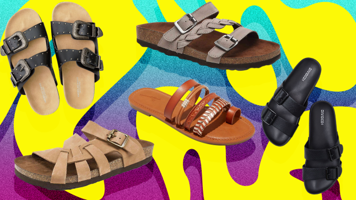 16 Birkenstock Look-Alikes You Can Actually