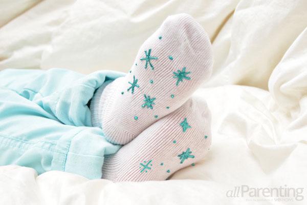 No-slip socks | Sheknows.com