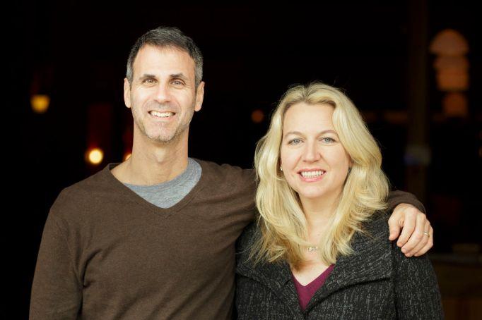 Cheryl Strayed and Steve Almond