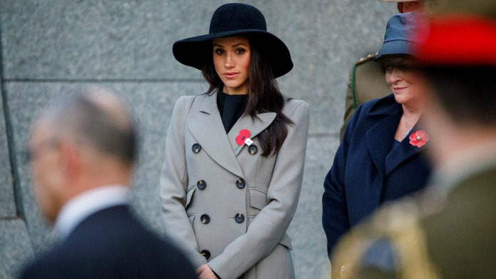 Did Meghan Markle's Dad Fake Photos