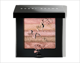 Bobbi Brown Shimmer Brick Compact in Rose Gold