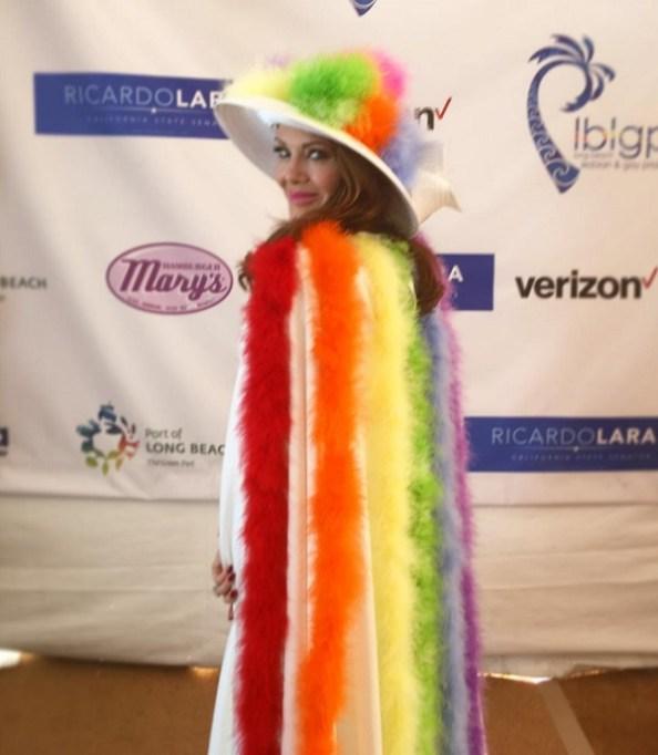Celebrities celebrating Pride Month: Lisa Vanderpump