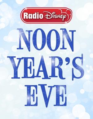 Noon Year's Eve Radio Disney