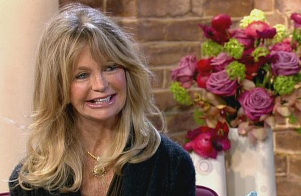 No ring for Goldie Hawn? Blame