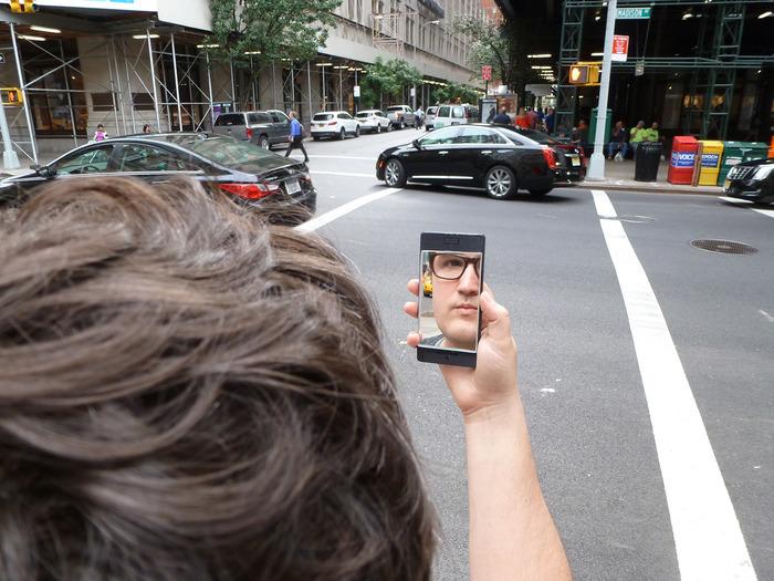 NoPhone Selfie Upgrade