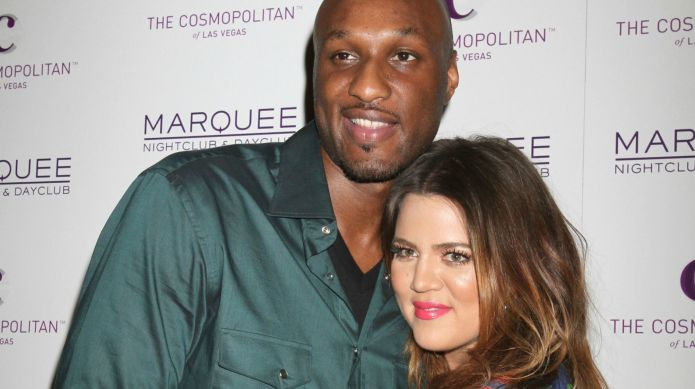 Lamar Odom continues to call Khloé