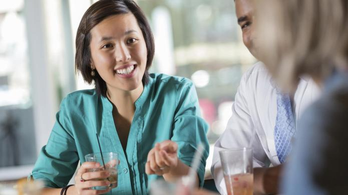 Happy hour with your boss: What