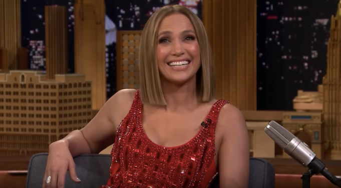 Jo-Lo Talks Marriage on the Tonight Show