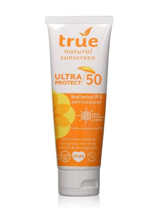 True Natural Ultra Protect SPF 50 Antioxidant Sunscreen