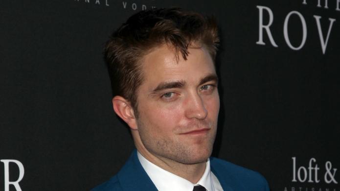 VIDEO: Robert Pattinson has a rapper