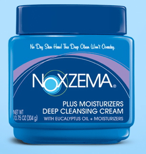 Noxzema's Plus Moisturizers Deep Cleansing Cream