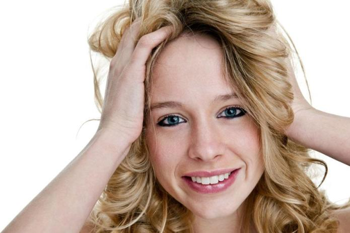 Clean hair in a hurry: The