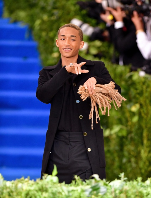 Celebrity Babies Born in July: Jaden Smith