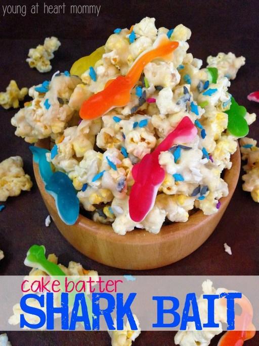 cake batter shark bait