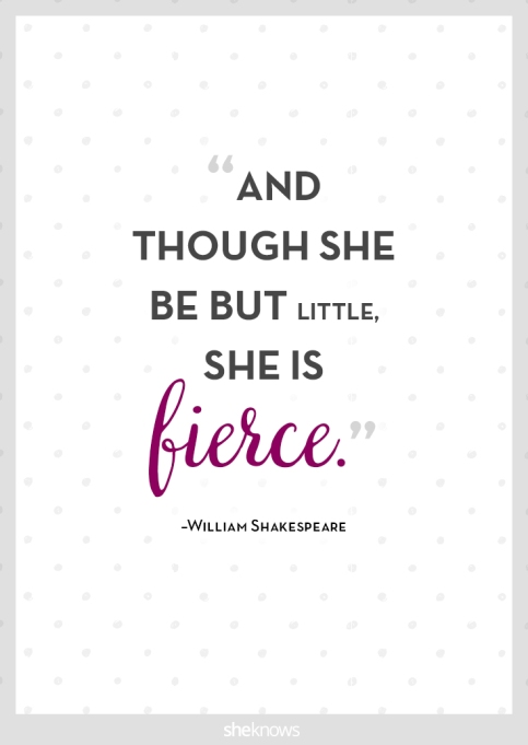 girl power quote